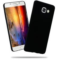 Samsung Galaxy A7(2016) Baby Skin Ultra Thin Hard Case Black 108403