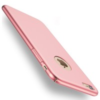 iPhone 6 Plus/ iPhone 6s Plus Baby Skin Ultra Thin Hard Case Rose Gold