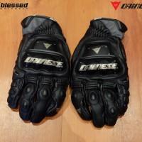 Dainese 4 Stroke Evo Gloves Black