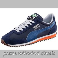 harga Sepatu casual puma whirlwind classic Tokopedia.com