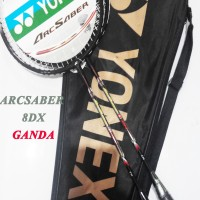 Raket Badminton Yonex Arcsaber 8 Dx Ganda Raket Yonex Arsaber 8 (2rake