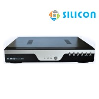 Dvr Ahd 7104nla-1 4ch Silicon