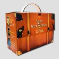 BOXSET TRILOGI NEGERI 5 MENARA #FREESAMPUL