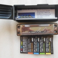 Harmonica Diatonic Tombo Lee Oskar Melody Maker