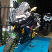 Windshield jenong all new Honda CBR 150 facelift 2016