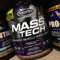 masstech mass tech 7lbs 7 lbs weight gainer