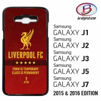 Casing / Cover HP Samsung Galaxy J1,J2,J3,J5,J7 2015 & 2016 Liverpool