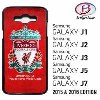 Casing / Cover HP Samsung Galaxy J1,J2,J3,J5,J7 2015 & 2016 Liverpool