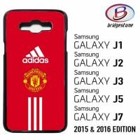 casing hp (cover) samsung galaxy j1,j2,j3,j5,j7 2015 & 2016 manchester