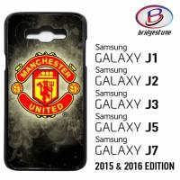 Casing / Cover HP Samsung Galaxy J1,J2,J3,J5,J7 2015 & 2016 Manchester