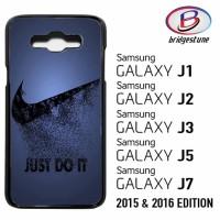 Casing / Cover HP Samsung Galaxy J1,J2,J3,J5,J7 2015 & 2016 nike 3d wa
