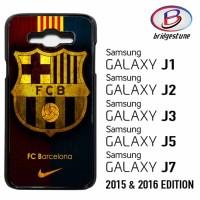 Casing / Cover HP Samsung Galaxy J1,J2,J3,J5,J7 2015 & 2016 Fc Barcelo
