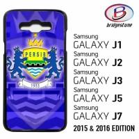 Casing Hp (Cover) Samsung Galaxy J1,J2,J3,J5,J7 2015 & 2016 Logo Persi