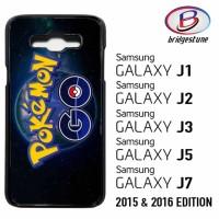 casing hp (cover) samsung galaxy j1,j2,j3,j5,j7 2015 & 2016 pokemon go