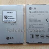 Baterai Battery Batre LG Optimus G Pro Lite D985,D686 BL-48TH Ori100%