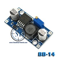 Kit LM2596 DC-DC Step Down In 3-40V Out 1.5-35V BB-14