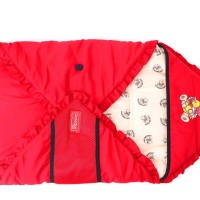 Dialogue Selimut Bayi Bright Series (DGB-3212) - Red