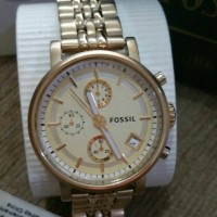 Fossil es2197 gold