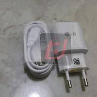 Charger original LG fast charger 9v kabel data usb type nexus 5x g5