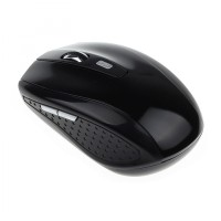 MOUSE GAMING WIRELESS / Portable Wireless Optical Gaming Mouse 2.4GHz
