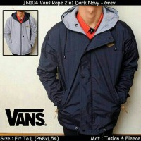 Jual JAKET PARASUT SEMI PARKA VANS WATERPROOF ANTI AIR HIGH QUALITY Murah