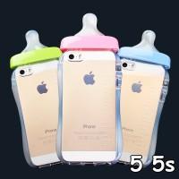 harga SOFT JELLY CASE FOR IPHONE 5 5S CUTE BOTTLE MILK BABY BOTOL DOT SUSU Tokopedia.com
