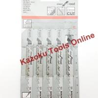 Mata Jigsaw T 101 D / T101D Clean for Wood (5) BOSCH (2608630032)