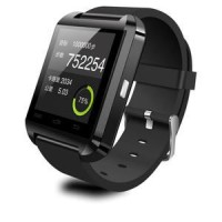 I-one U8 Smartwatch For Android And Ios - Hitam Obral