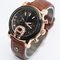 Aigner Bari SKY-02 Leather Brown 6GI1