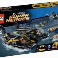 Harga lego 76034 superheroes batboat harbor pursuit | Pembandingharga.com