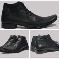 Murah RD-1721 Kickers Panfotel Tali Sepatu Kerja / Resmi / Formal