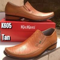 Murah SS-2003 Kickers Panfotel Sepatu Kerja / Resmi / Formal