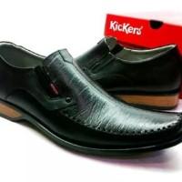 Murah SS-2004 Kickers Panfotel Sepatu Kerja / Resmi / Formal