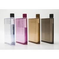 Jual Botol Minum Memo Bottle Tipis Slim Thermos / MemoBottle A5 Letter 420m Murah
