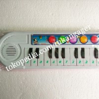 PIANO MINI / KEYBOARD MINI / MAINAN ANAK EDUKATIF
