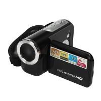 Video Kamera Digital Mini 16MP (Hitam) / Mini Handycam