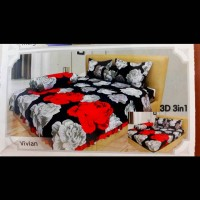 Sprei Lady Rose 180x200 Vivian