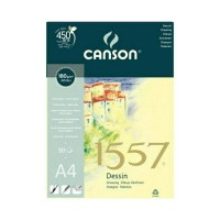Jual Canson dibujo Sketch A4 sketchbook bagus murah Light Grain Murah