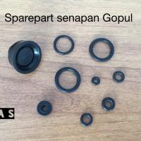 Sparepart senapan buatan home industri / sparepart senapan gopul