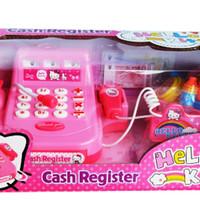 harga Mainan Mini Cash Register Hello Kitty/Kasir-kasiran/Mesin Check Out Tokopedia.com