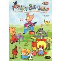 Paket Original VCD Lagu Anak Populer,Perjuangan dan Lagu Anak Klasik