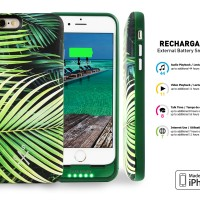 harga Candy Wirez Rechargeable External Battery Snap Case - Palm Leaf Tokopedia.com
