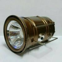 Lentera Tarik Senter Solar Cell