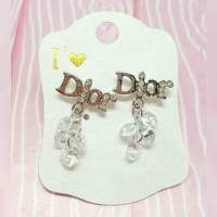 Anting Dior Silver