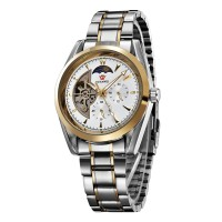 Ouyawei Luxury Men Stainless Steel Automatic Mechanical Watch -OYW1113