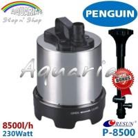 harga Resun Submersible Pump Penguin-8500 Pompa Celup Tokopedia.com