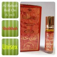 Al Rehab 6 ml Aroma Shaikhah Shaikhoh Saikho Saikh