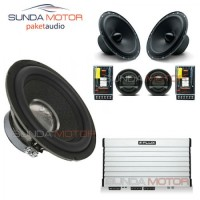 PAKET AUDIO SQL FLUX MOREL By Sunda Motor
