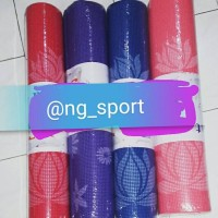 matras yoga motif lotus FREE BAG