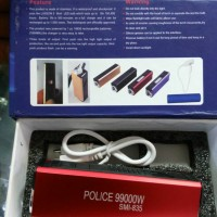 harga Senter Police 99000W  / Power Bank / Korek Api Tokopedia.com
